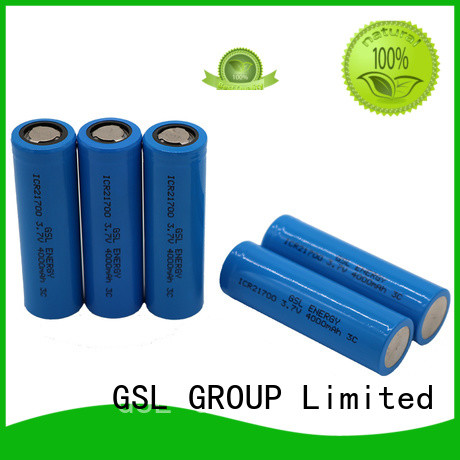 GSL ENERGY energy saving 21700 battery inquire now for factory