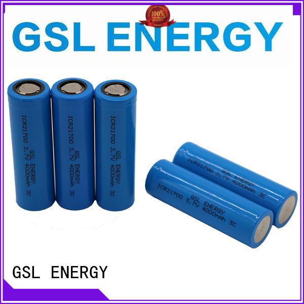 21700 battery buy now GSL ENERGY