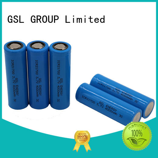 GSL ENERGY hot-sale 21700 lithium battery for school