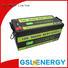 battery Custom camping 12v 50ah lithium battery long GSL ENERGY