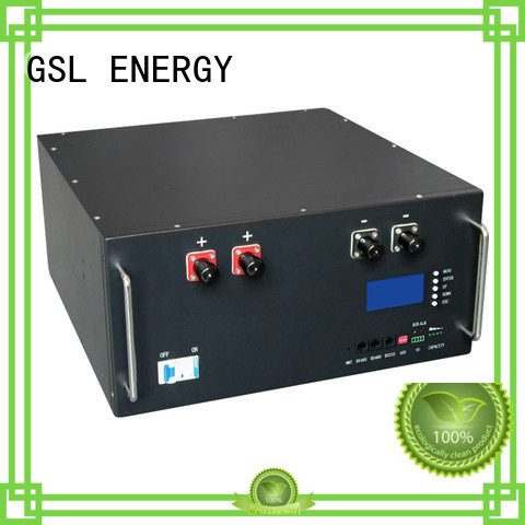 GSL ENERGY hot-sale battery bank in telecom tower free sample for home