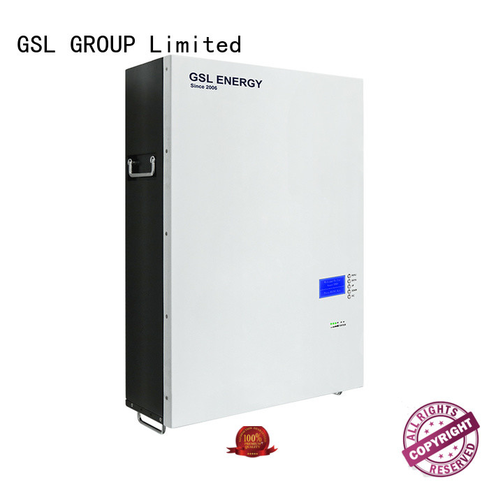 GSL ENERGY powerwall 10kwh for business
