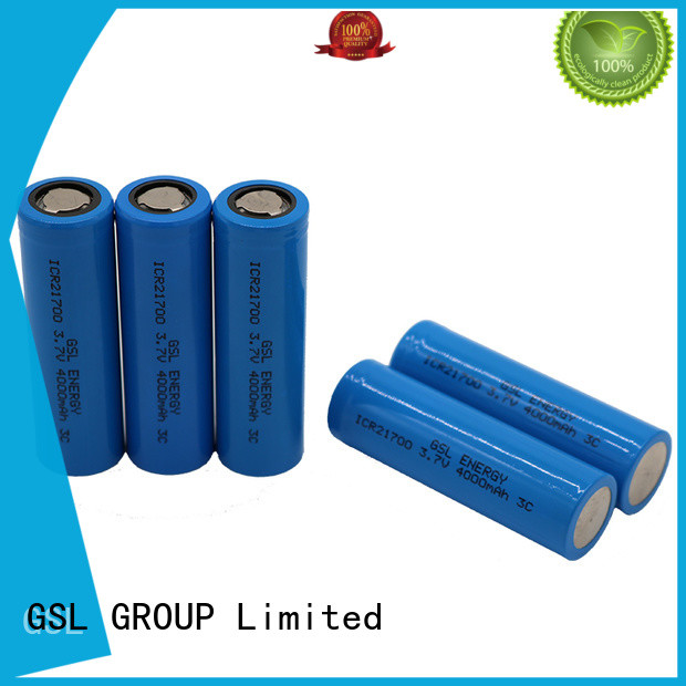 21700 battery cell universal for energy storage GSL ENERGY