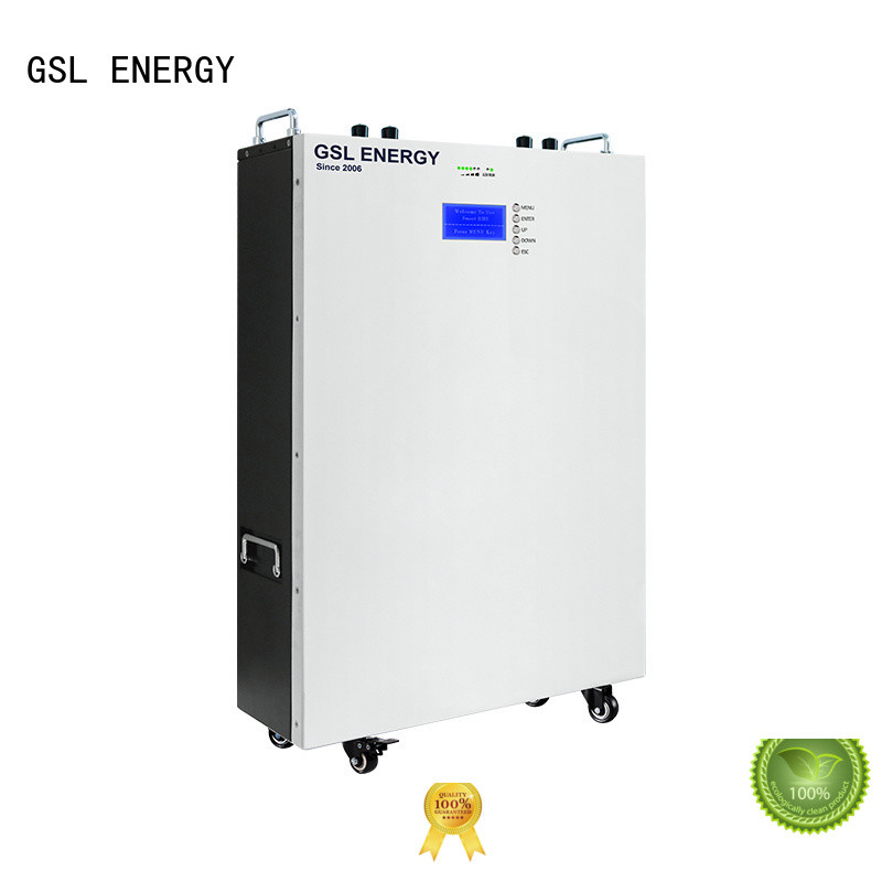 GSL ENERGY tesla powerwall home factory for solar storage
